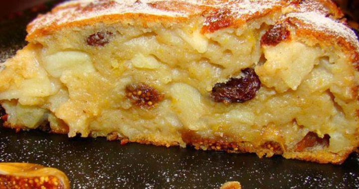 Bustengo, dolce tipico romagnolo